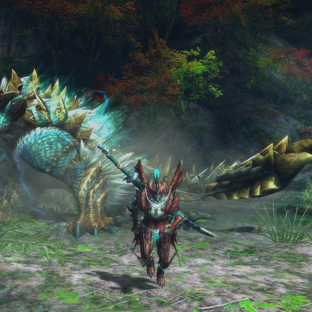 Rescore 'Monster Hunter 4 Ultimate' by Virginia Leo