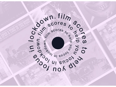Film Scores To Help You Focus In Lockdown