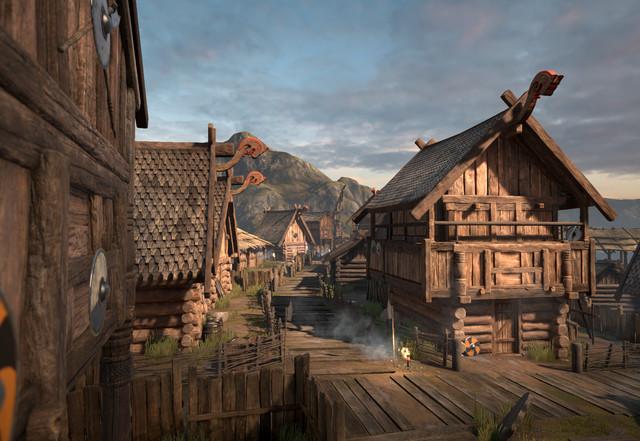 Unity Viking Village - FMOD Middleware