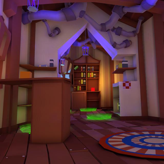 Magic Music - Interactive Music in Virtual Reality
