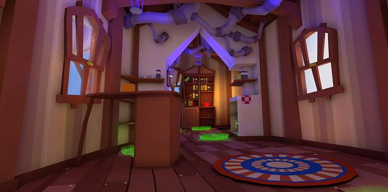 Unity VR - EscapeRoom - PC, Mac & Linux