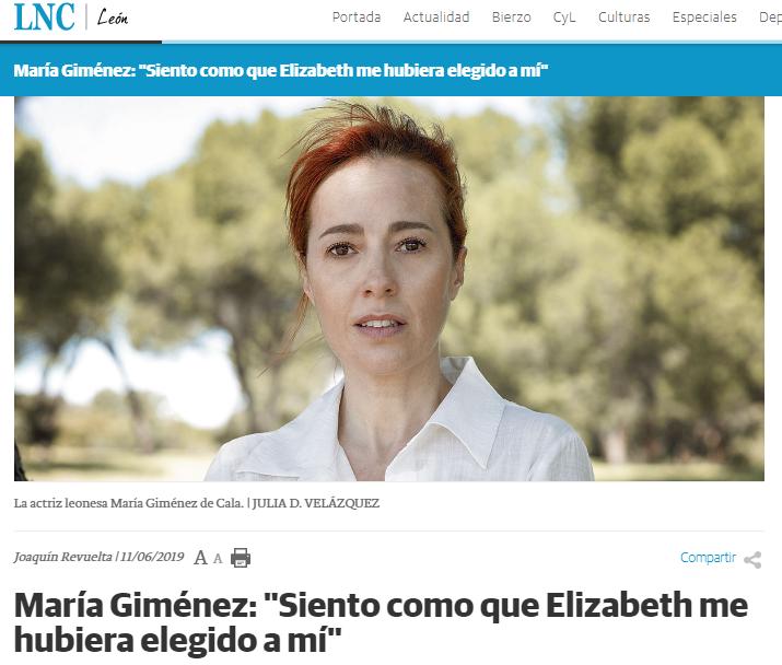 20190611 la nueva cronica leon elizabeth
