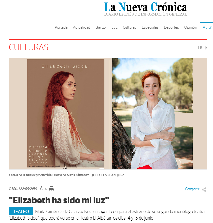 20190522 la nueva cronica elizabeth sidd