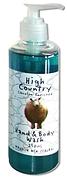High Country Lanolin Hand & Body Wash