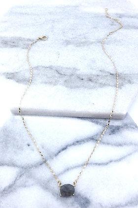 Semi Precious Stone Necklace