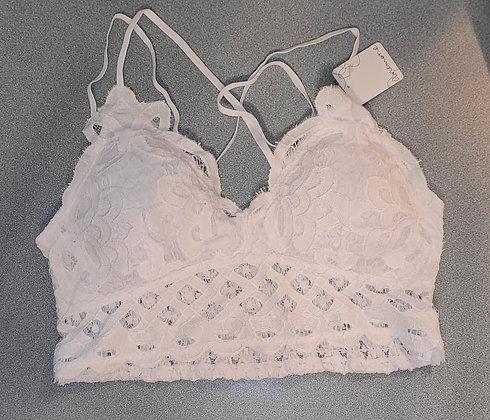 Crochet Lace Bralette