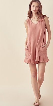 Relaxed Fit Romper