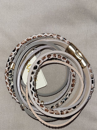 Outlier Leather Bracelet