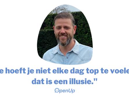 De OpenUp van..... Bastiaan