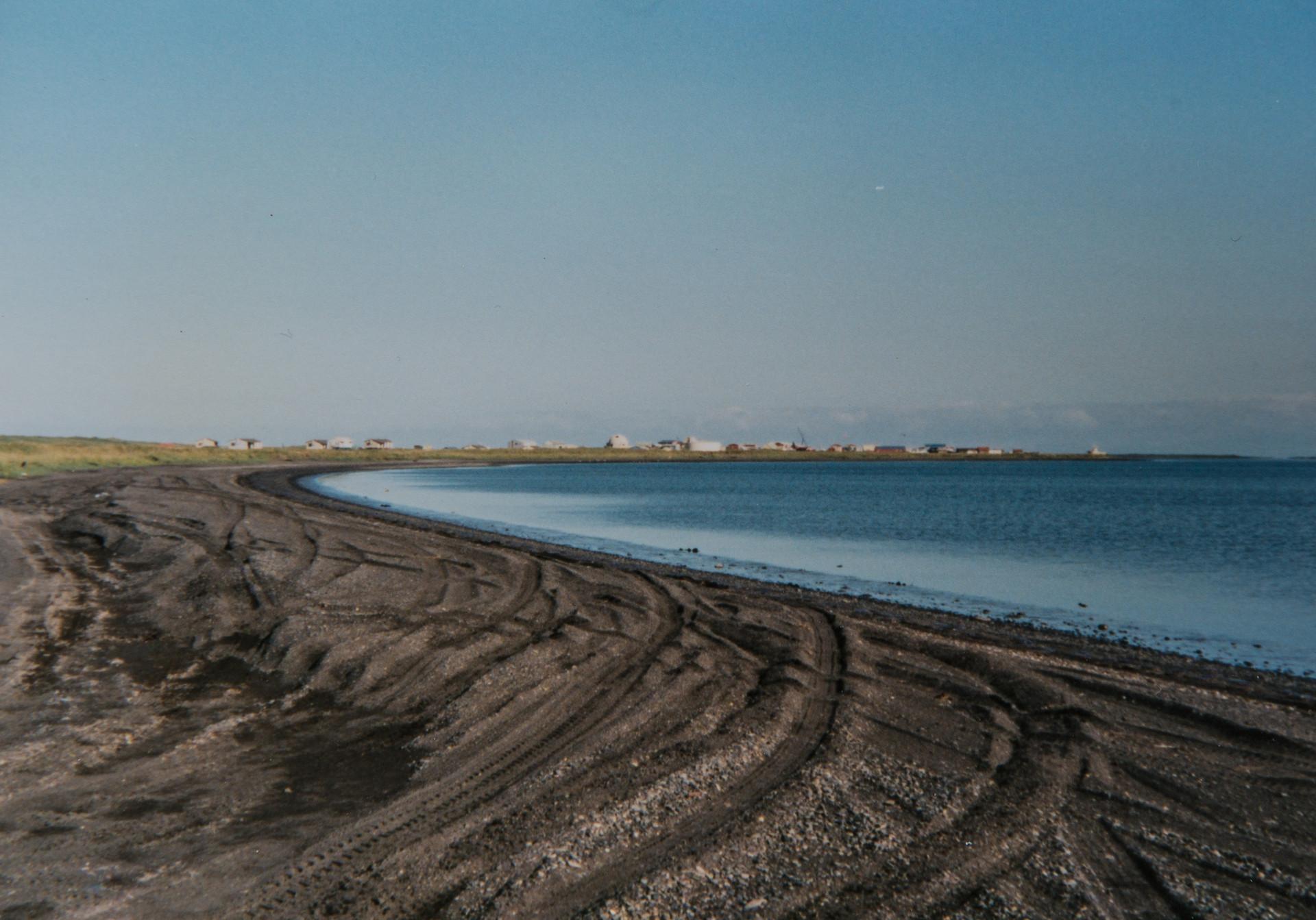 Nelson Lagoon - Lagoon Beach