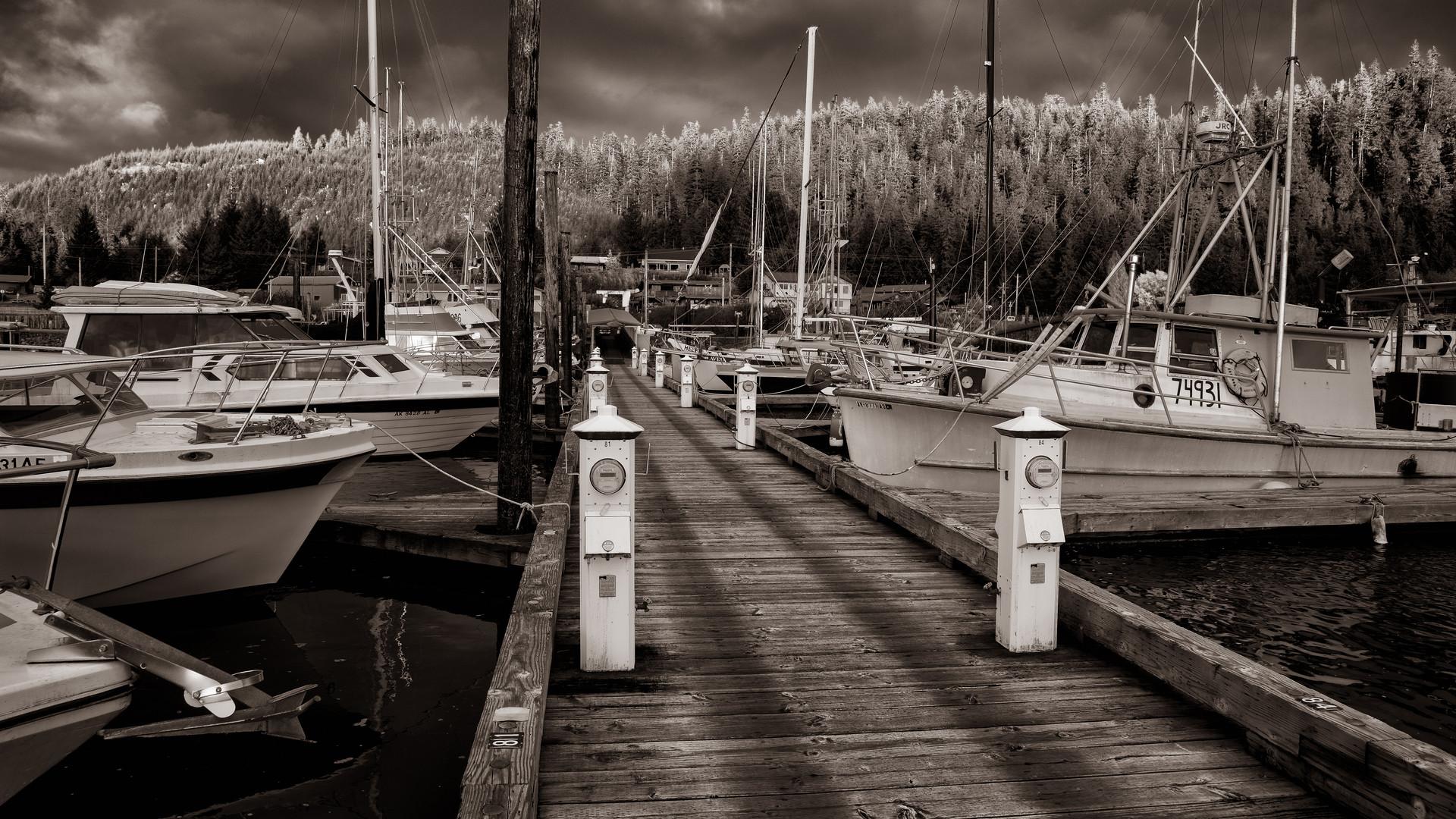 Thorne Bay Dock
