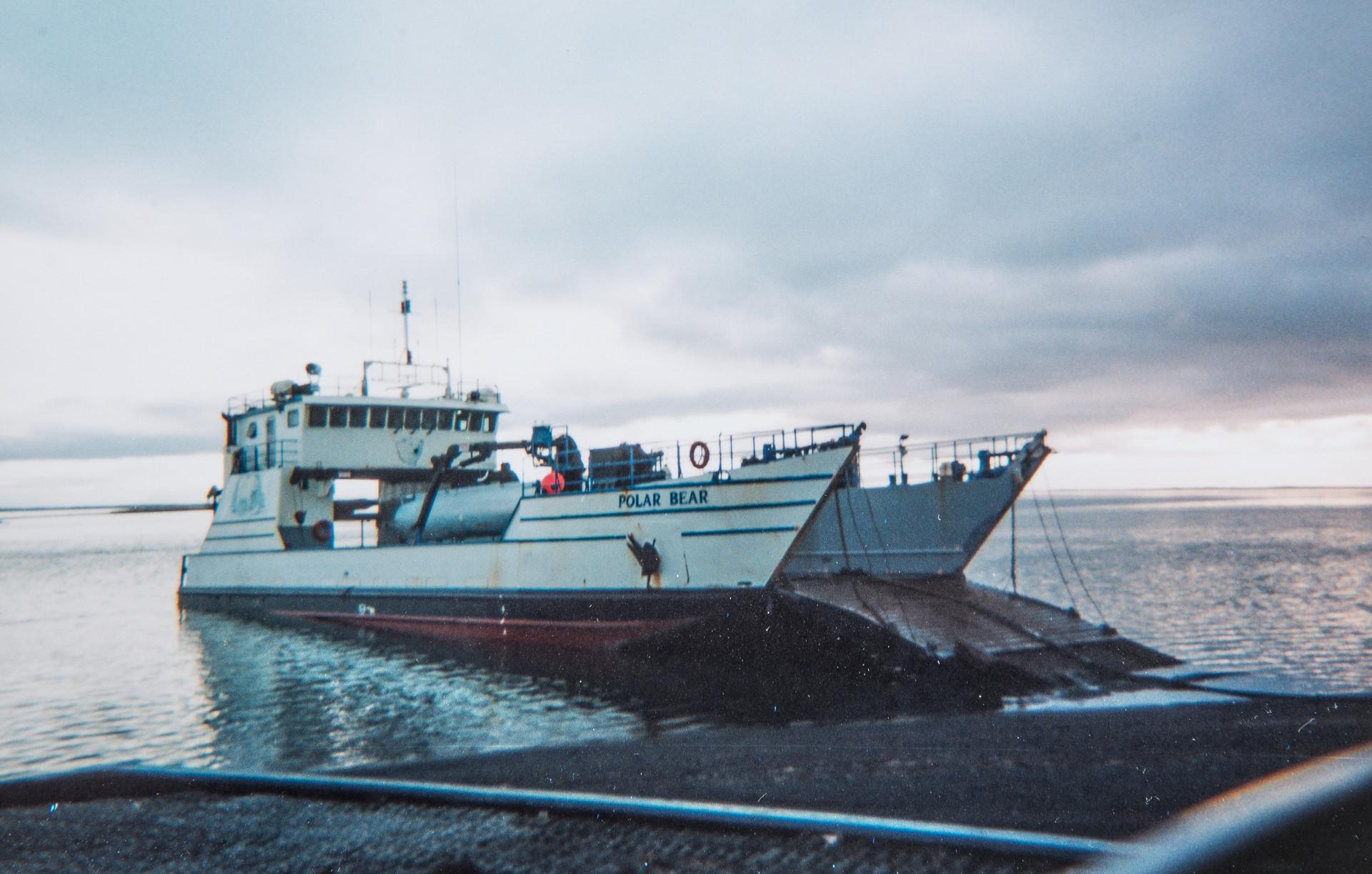 The Polar Bear Barge