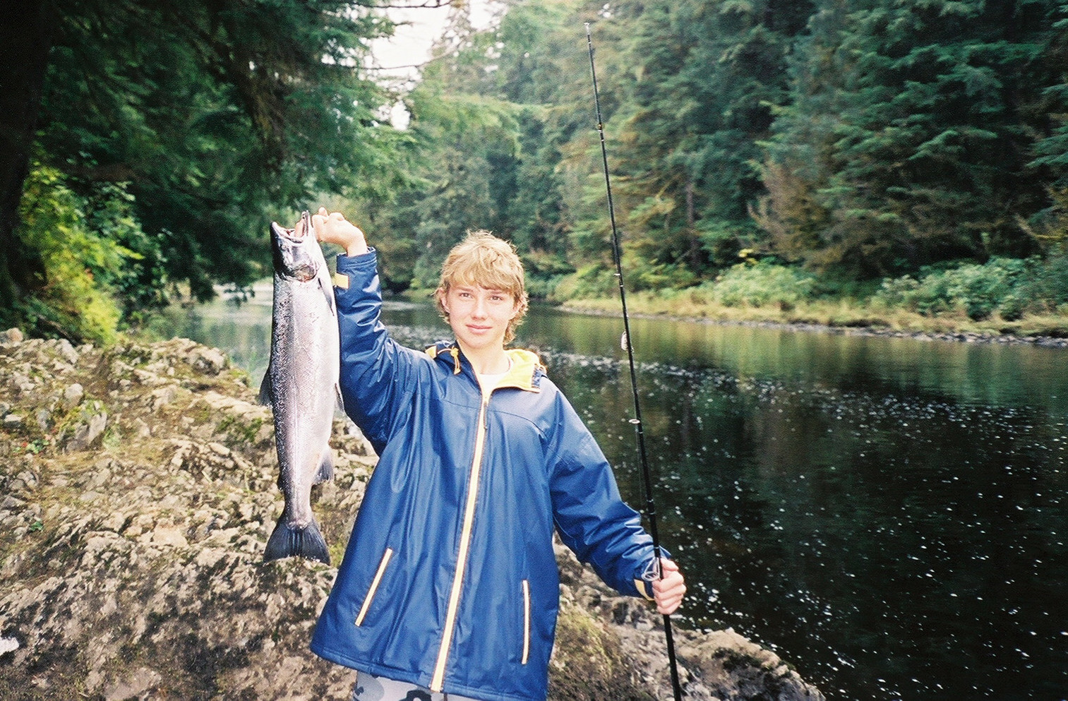 Ethan Cook on Thorne River