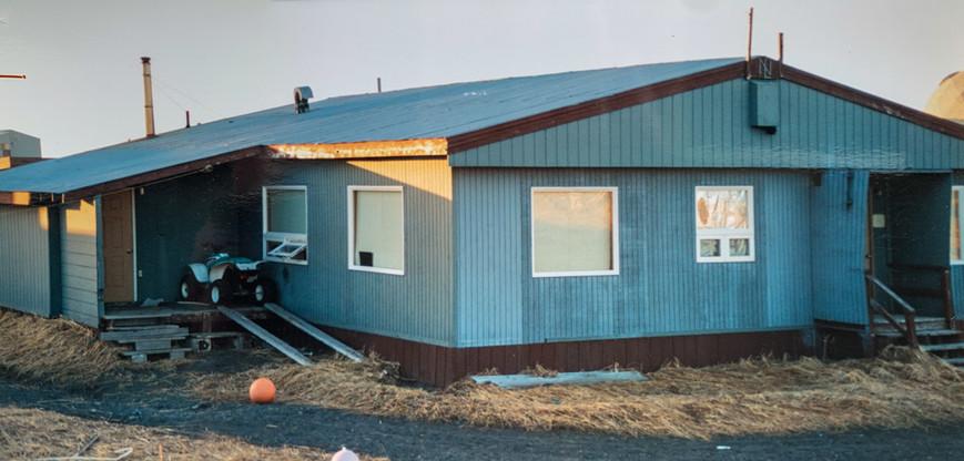 Teacher Housing Units in Nelson Lagoon