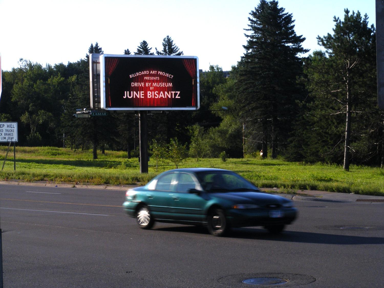 Billboard Art Project Presents...