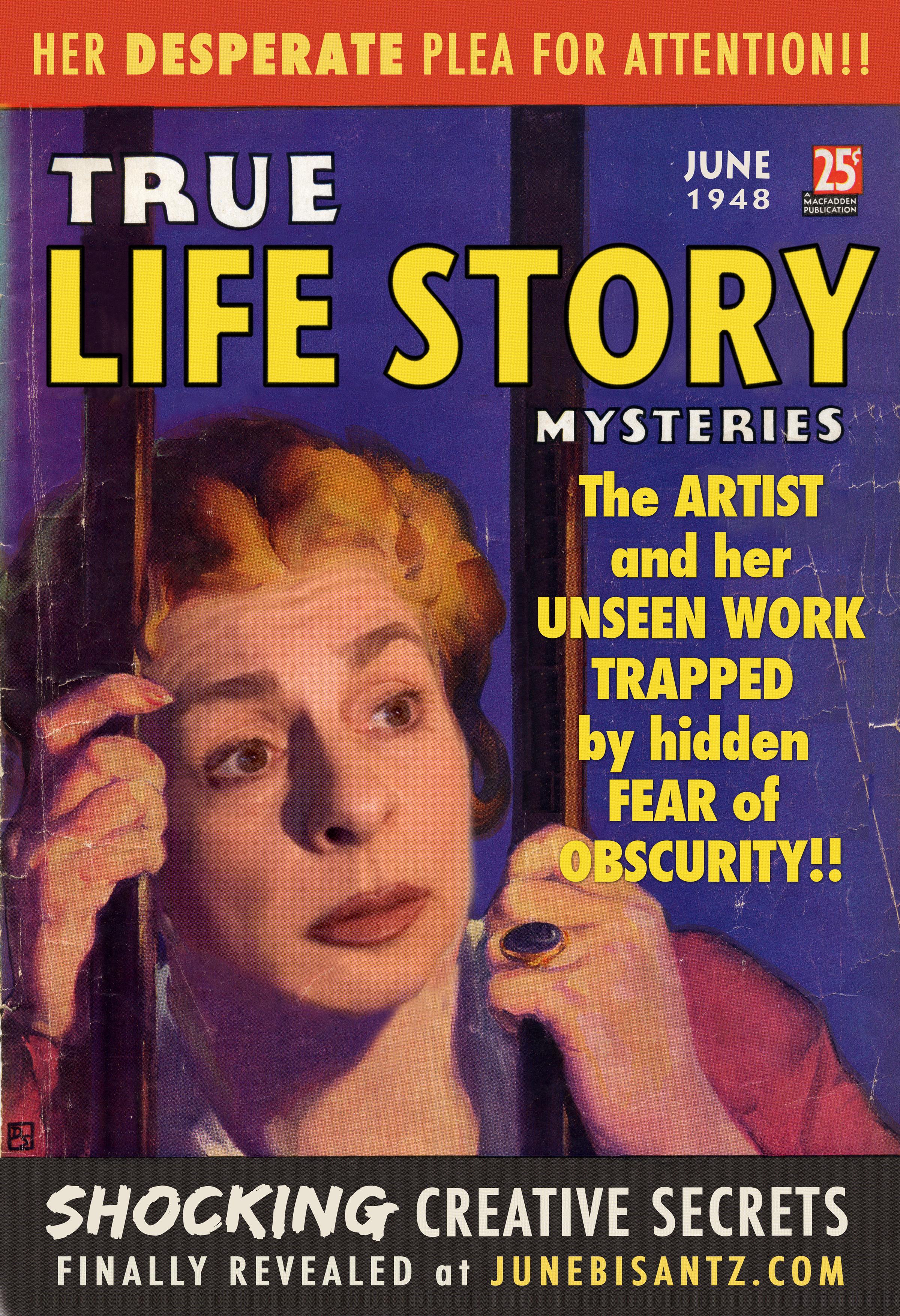 True Life Story Mysteries