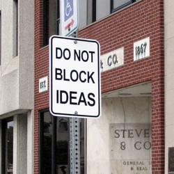 Do Not Block Ideas