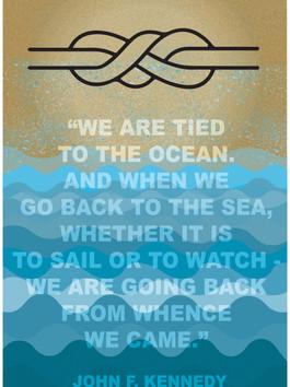 Sous La Mer Poster