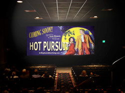 Hot Pursuit - on the screen