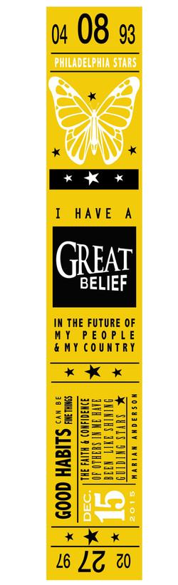 a Great Belief