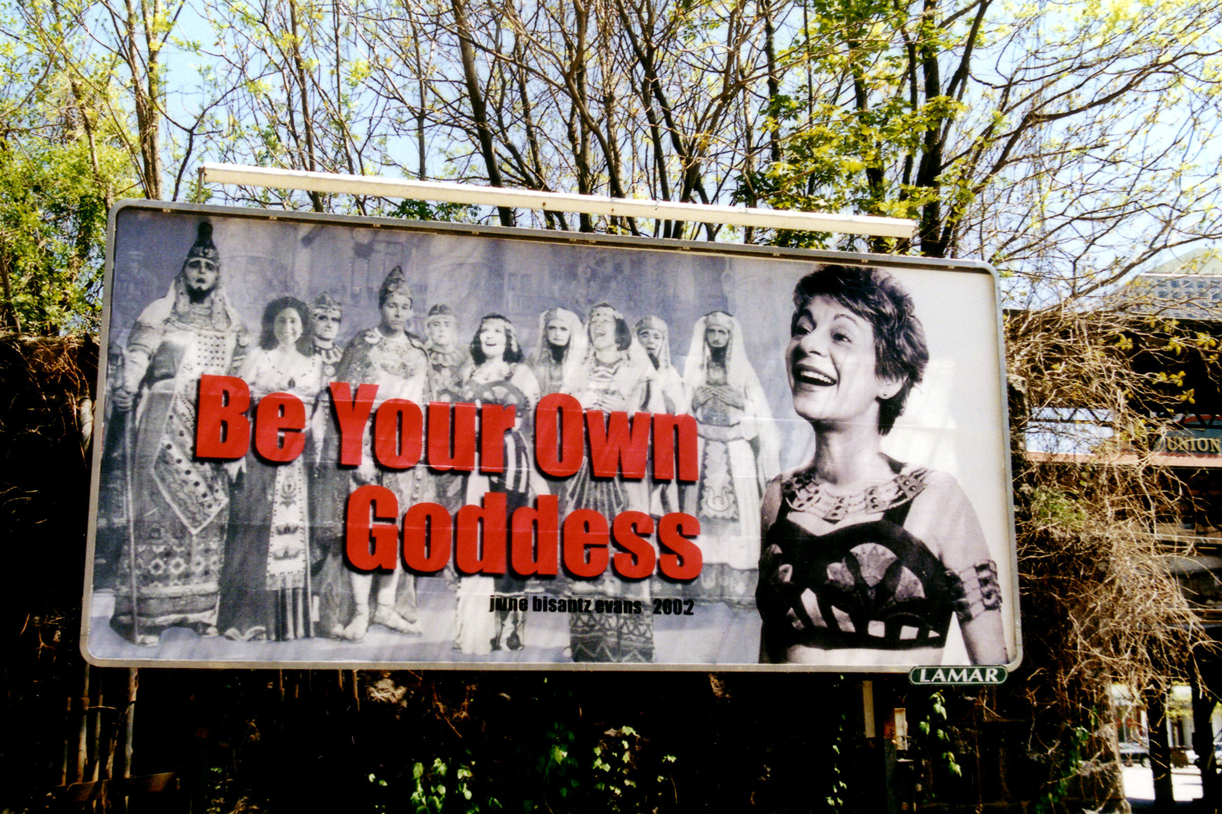 Be Your Own Goddess
