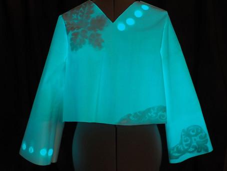 Solar Powered Rain Shirt