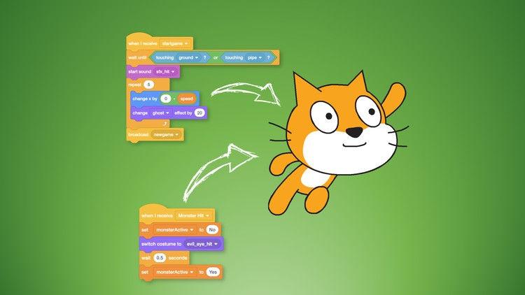 Scratch 图形化编程