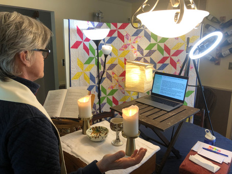 Letter from Liz: May 7, 2020