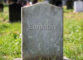 Empathy:  A Requiem