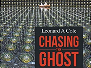 Chasing the Ghost - Nobelist Fred Reines and the Neutrino: Review