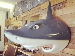 """""""You're going to need a bigger boat!"""""""