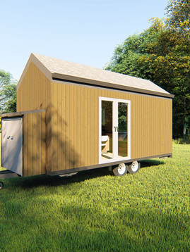 Getaway Tiny House by Big Tiny