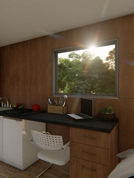 Getaway Tiny House Kitchen by Big Tiny