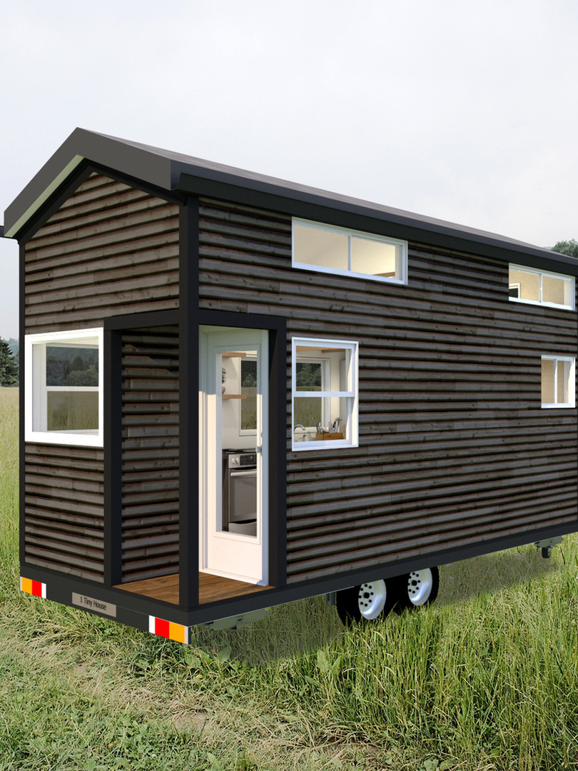 Minimalist Tiny House by Big Tiny