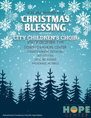 A Christmas Blessing with the City Children's Choir