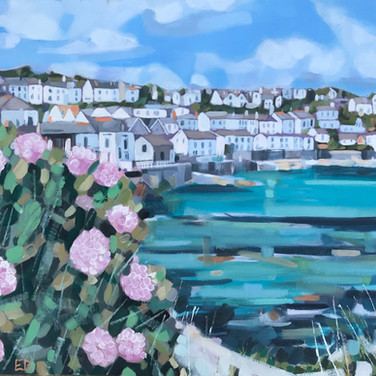 First Glimpse, Portscatho, Cornwall (Sold)