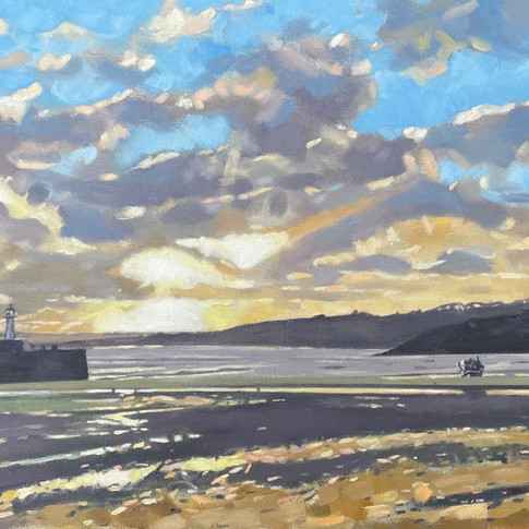 A New Day, St Ives (Sold)