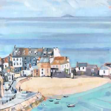 A Corner Of St Ives (Sold)