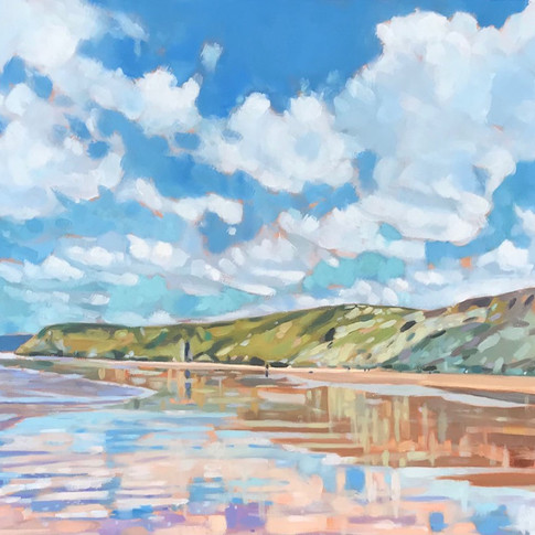 Watergate Bay, Cornwall (Sold)