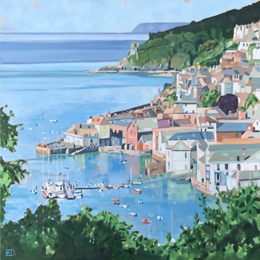 Fowey Harbour (Sold)