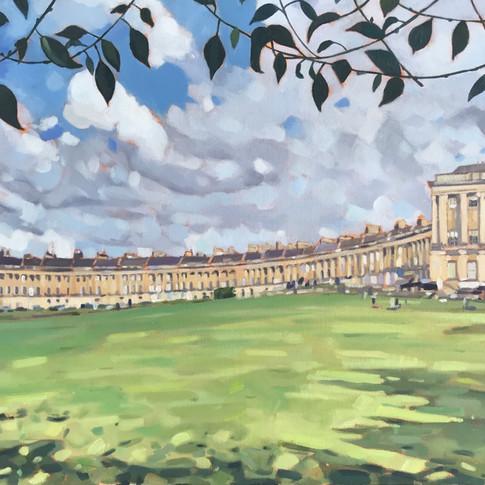 The Royal Crescent, Bath (Sold)