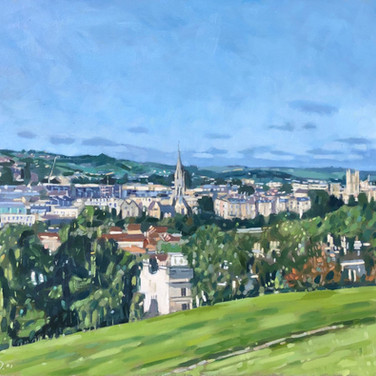View From Bathwick Hill (Sold)