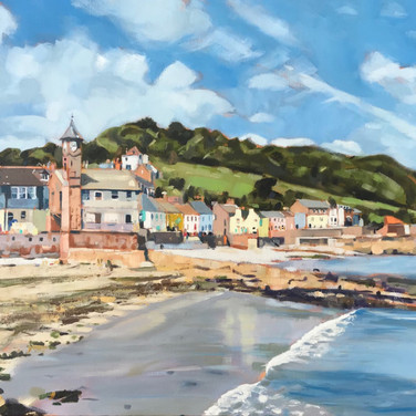 Kingsand, Cornwall (Sold)