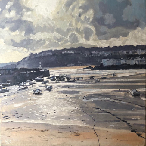St Ives, Into The Light (Sold)