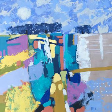 Imagined Landscape (Sold)