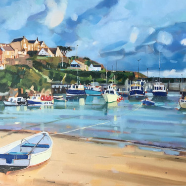 Newquay Harbour (Sold)