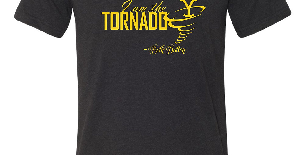 """I AM The Tornado"" Performance Tee"