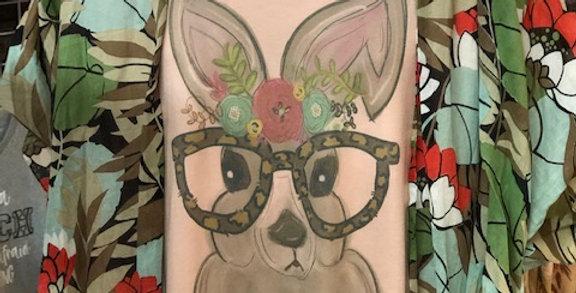 """""""Peter Rabbit"""" Vintage Crew neck Tee"""
