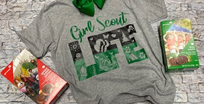 Girl Scout Life Tee