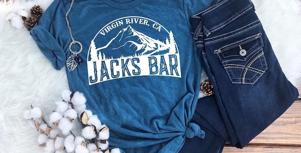 VR Jack's Bar Tee